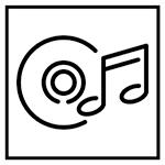 CD prehrávač a rádio