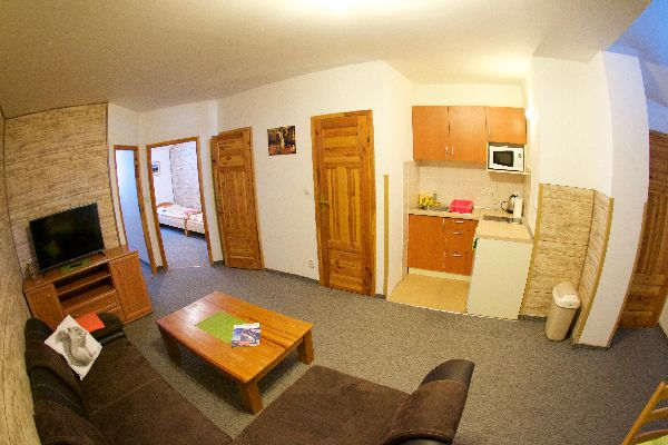 Apartment nr.12 Jasna, 1st floor, 4-6 persons