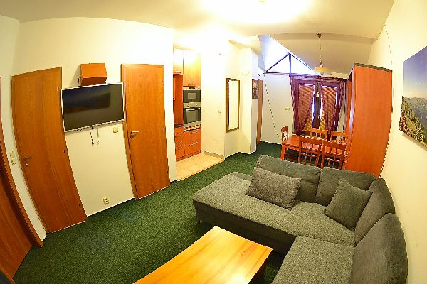 Apartment nr.13 Jasna, 1st floor, 4-6 persons
