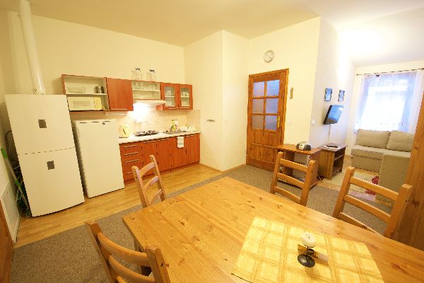 Apartment nr.15 Jasna, 1st floor, 4-6 persons