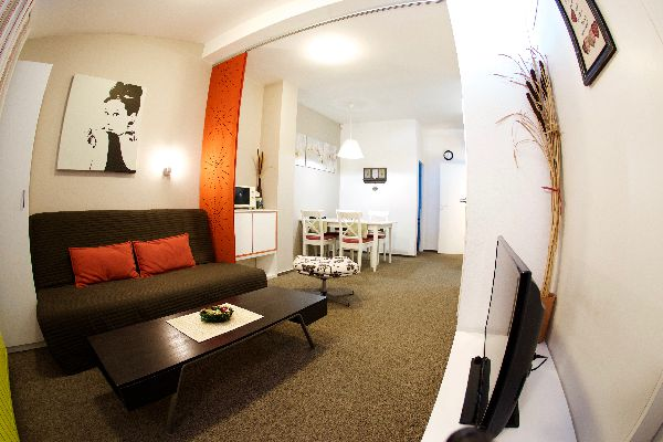 Apartment nr.20 Jasna, 1st floor, 4-6 persons