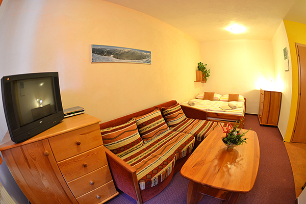 Apartment nr.9 Jasna, ground floor, 2-4 persons